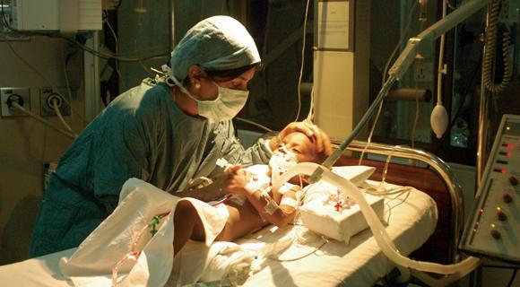 Jótékonysági kórházak